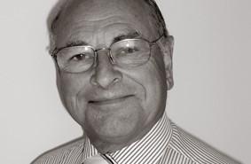 Headshot photograph of Mike Caridia