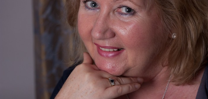 Headshot photograph of Sue France