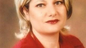 Headshot photograph for Maria Lazarou