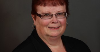 Headshot photograph of Barbara Grogan