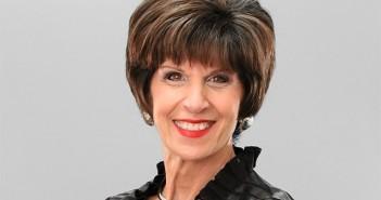 Headshot photograph of Joan Burge