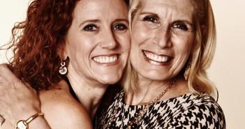 Headshot photograph of Bonnie & Vickie