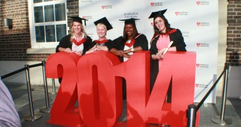 Photograph of Graduates of Business Administration For Personal Assistants