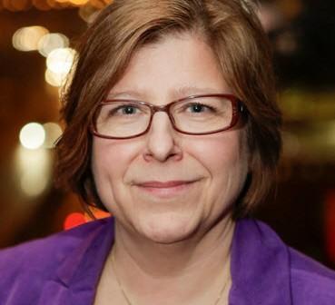 Headshot photograph of Else-Britt Lundgren