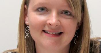 Headshot photograph of Rebeka Adamson