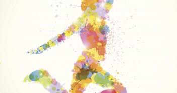 Vector Abstract Woman
