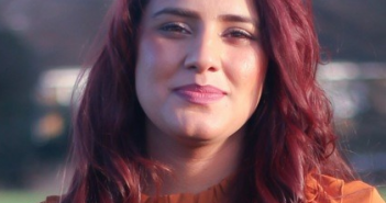 Headshot photograph of Shamaiza Haider