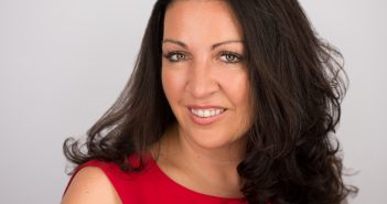 Headshot photograph of Vanessa Vallely