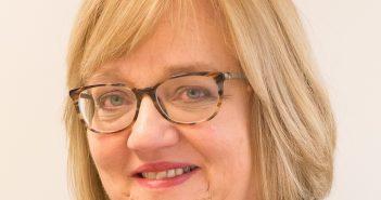 Headshot photograph of Greetje van Vroonhoven