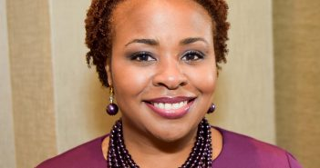 Headshot photograph of Ayanna Castro
