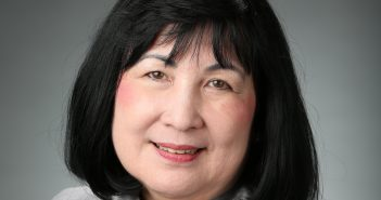 headshot photograph of Nora Onishi