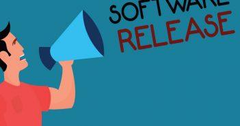 software release megaphone
