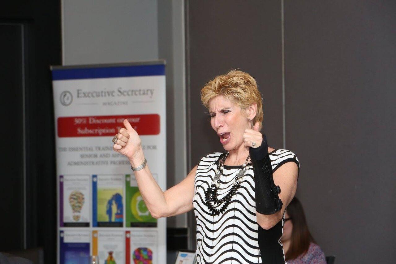 Bonnie Low-Kramen - Executive Secretary