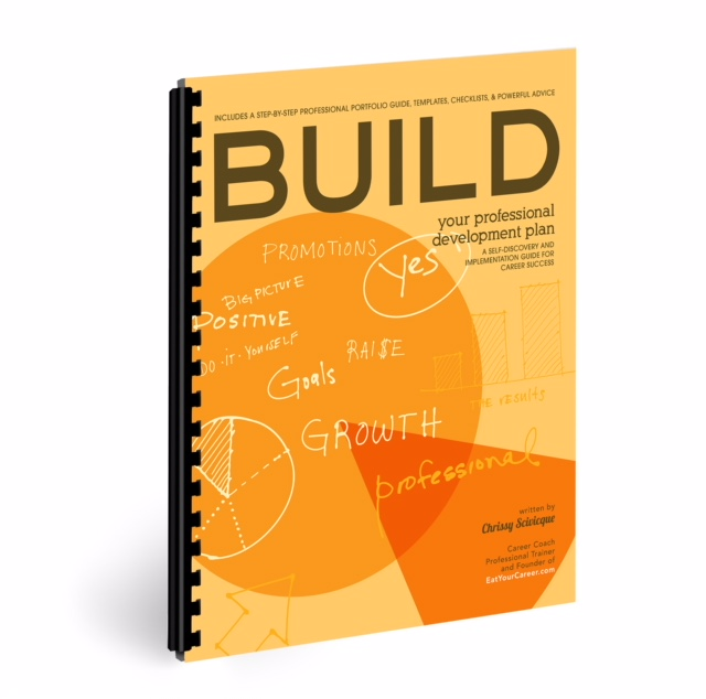 Build your professional development plan