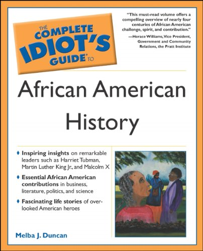 The Complete Idiot's Guide to African American History
