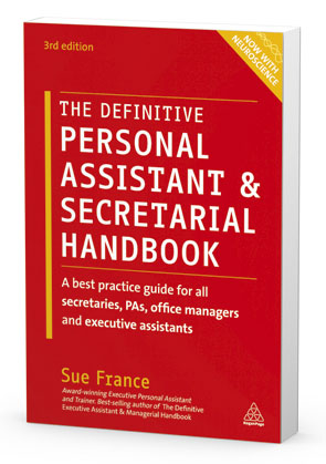 The Definitive Personal Assistant and Secretarial Handbook