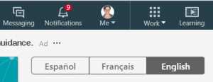language profile