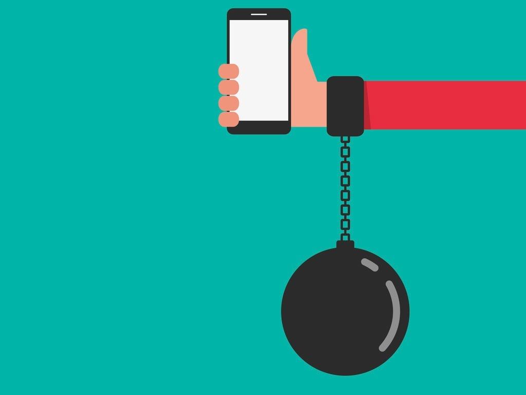 teknoloji bağımlılığı ve telefon