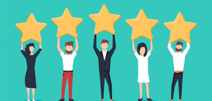 5 Star Job Evaluation