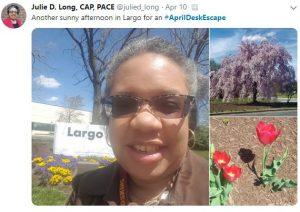 #aprildeskescape - Largo