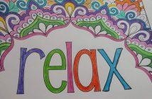 relax more #aprildeskescape