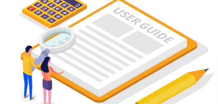 User guide: five pieces of advice