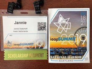 IAAP Foundation Scholarship Badge