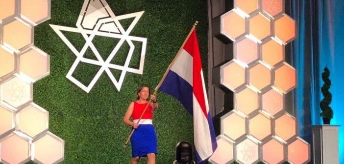 IAAP Foundation Scholarship: Jannie Oosterhoff