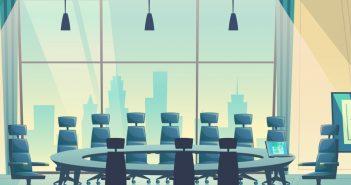 c-suite: boardroom