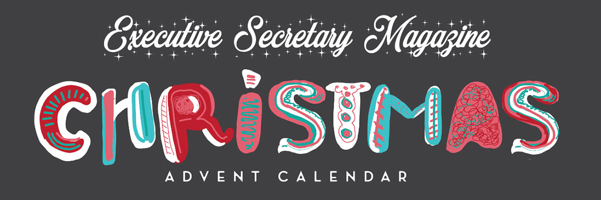 Executive Secretary Advent Calendar
