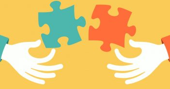 Adding Value: joining two jigsaw pieces