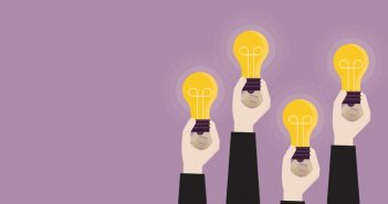 Innovative Assistants: lightbulbs