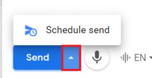 Google Workspace Send Later