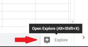 Google workspace explore